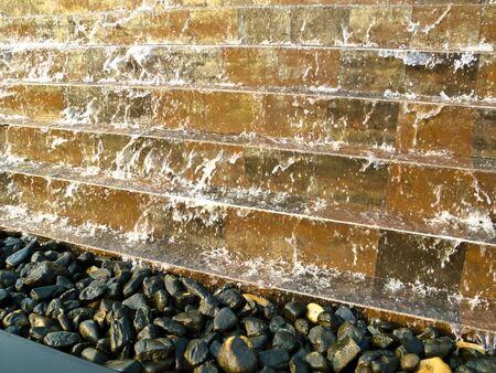 volzhskiy: water on wall