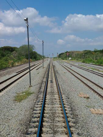 railway Stock Photo - 13496790