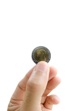 money in hand photo