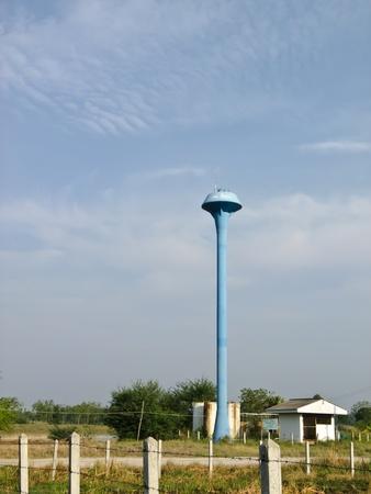water tank Stock Photo - 13450616