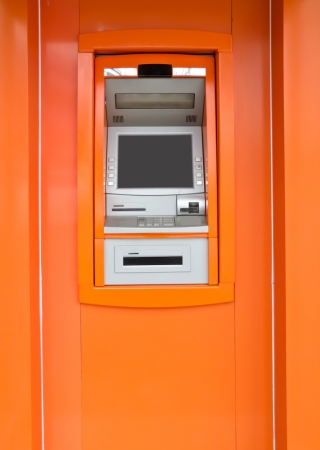 automatic teller machine: atm
