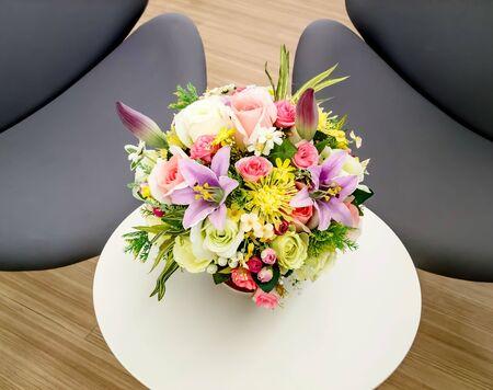 screened: flower