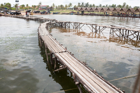 wnc: wooden bridge