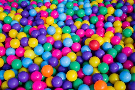 cash crop: color ball toy