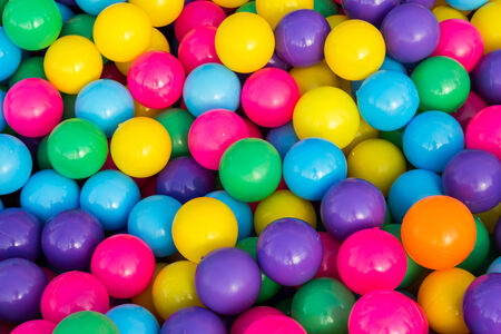 color ball toy photo