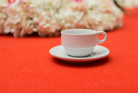 coffeebeans: coffee cup Stock Photo