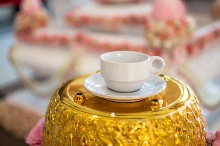 coppa: tazza di caff�