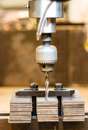 Drilling machine photo