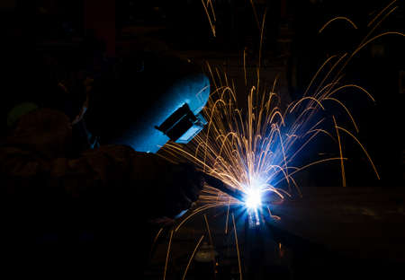 Welder Stock Photo - 16006701