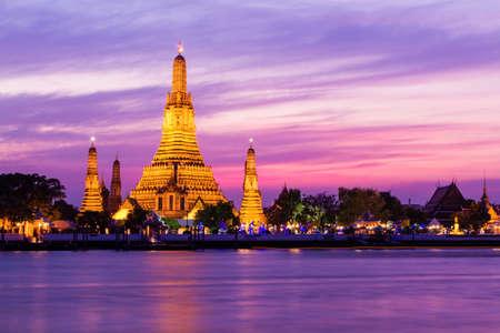 wat arun: Prang of Wat Arun, Bangkok ,Thailand