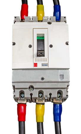 Circuit-breakers  fuse   photo