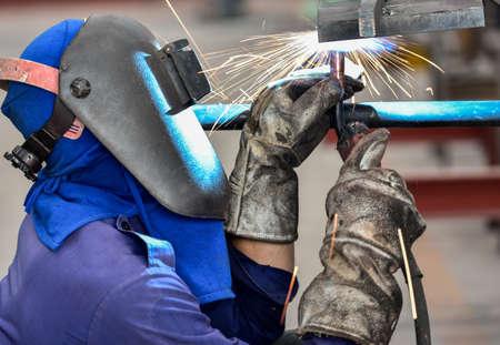 welding: Welding work.