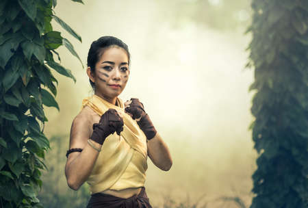 Muay Thai, Martial arts (Muay Boran)
