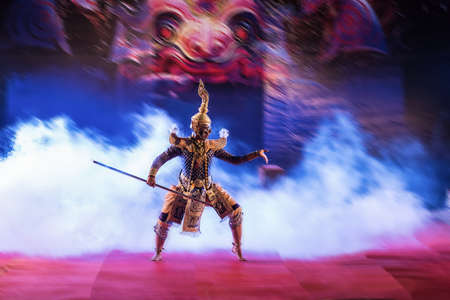regarded: STRICTLY KHON DANCING : PERFORMERS of one of Thailands most highly regarded dances are keeping the tradition alive, despite the recent decline in popularity of the art form,Thailand