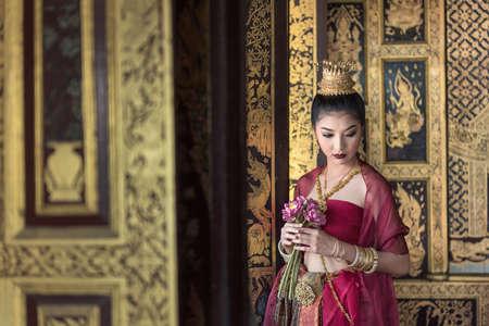 Art culture Thailand Dancing Zdjęcie Seryjne