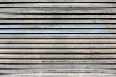 durty: Dirty Metal Sheet Wall Stock Photo