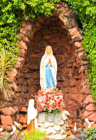 Virgin Mary  Stock Photo - 12671725
