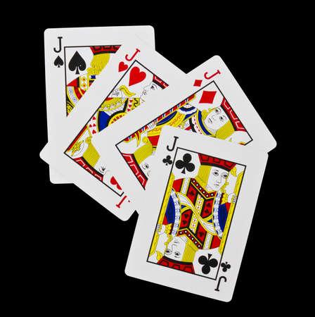 knave: Cards background  Jack