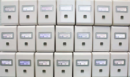Uninterruptible power supply photo