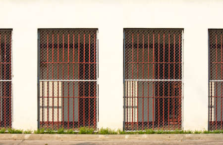 Old jail in Thailand Stock Photo - 16925099