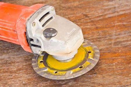 stone cutter: Stone cutter  Stock Photo