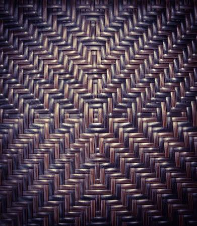 woven: Woven wood