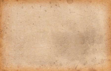 Oud bruin papier textuur