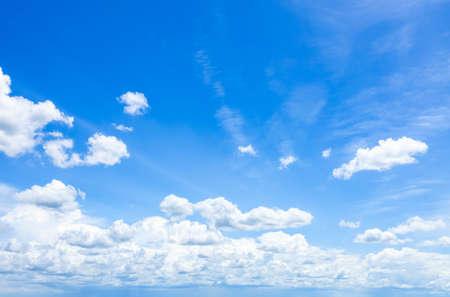Cloudscape avec Blue Sky Banque d'images - 86368327