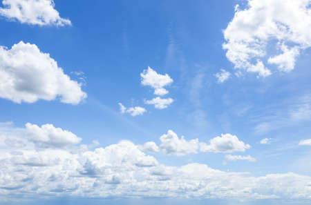 Cloudscape avec Blue Sky Banque d'images - 86368330