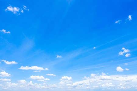 Cloudscape avec Blue Sky Banque d'images - 86368333