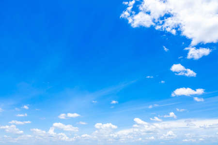Cloudscape avec Blue Sky Banque d'images - 86368335