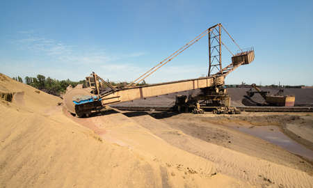 raw materials: Extraction and preparation of raw materials for processing