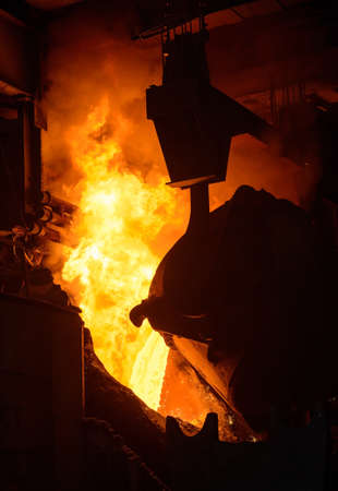 molted: The main purpose of metallurgical processes is production  without impurities