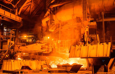 impurities: The main purpose of metallurgical processes is production  without impurities