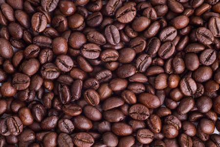 frijol: Los granos de caf?