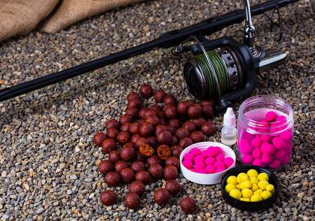 by catch: catch carp on baits