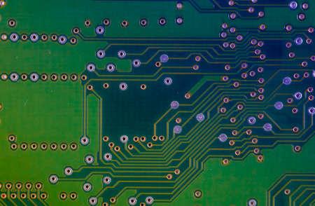 Placa de circuito integrado de un disco duro