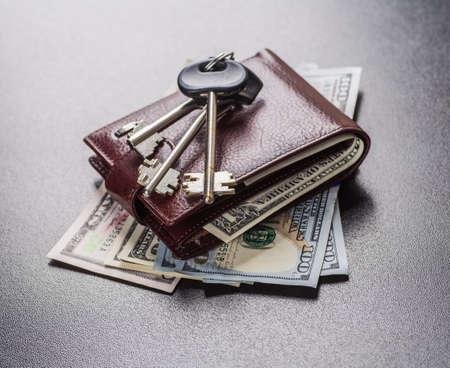 multiple: mens wallet money in cash