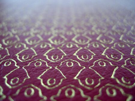 Leather book cover texture Stock Photo
