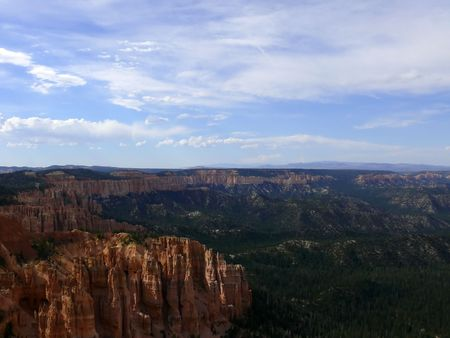 bryce canyon: Bryce Canyon National Park Stock Photo