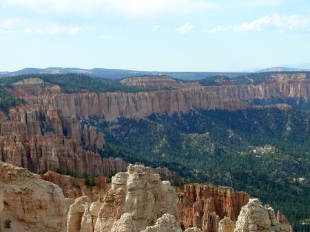 Bryce Canyon National Park Stock Photo