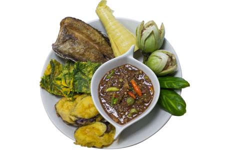 ka: Shrimp Paste Chili Sauce (Nam Prik Ka Pi)