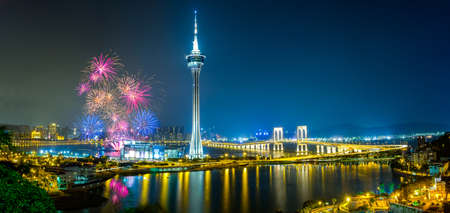 Fireworks show 版權商用圖片