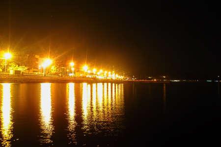 ashore: Lamps ashore