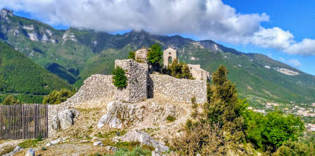 Monte Pino Stock Photo