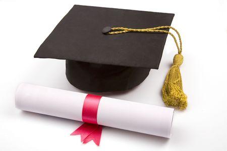 diploma Stock Photo - 3585440