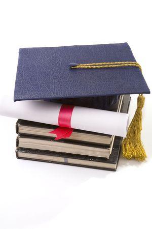 alumna: graduate Stock Photo