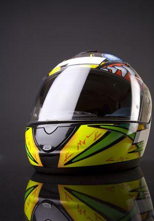 helmet Standard-Bild