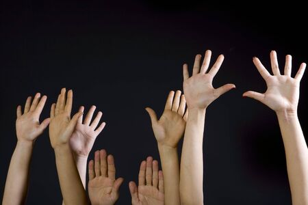 hands Standard-Bild