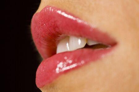 lips Standard-Bild